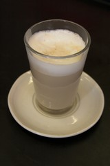 white coffe