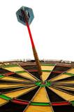 dart hit poster