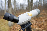 spotting scope poster