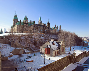 canadian house of parliament