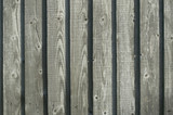 weathered fence panel poster
