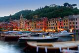portofino harbor-