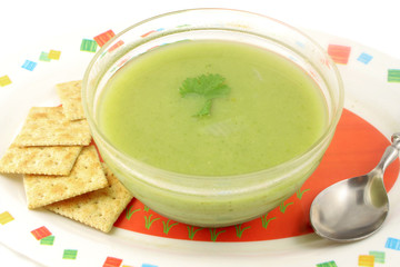 broccoli creamed soup