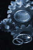 gear machinery poster