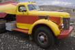 Leinwandbild Motiv tanker truck