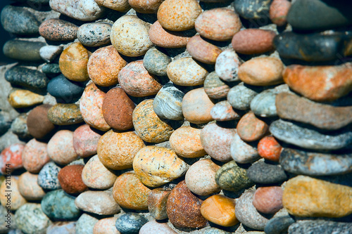 Leinwandbild Motiv stone