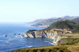 coastal scenery poster