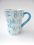 isolated design mug poster