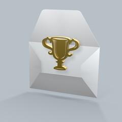 winner mail