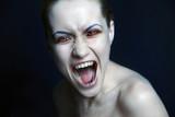 sexy vampire poster