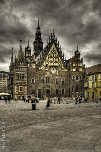 wroclaw- rynek © Dariusz Sankowski