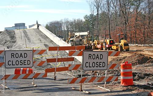 road construction - 2117271
