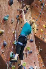 khole rock climbing series a 12