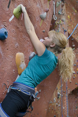 khole rock climbing series a 17