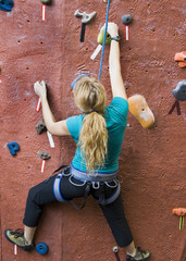 khole rock climbing series a 31