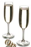 sparkling champagne poster