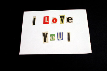 love message 5