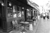 Fototapeta Ulica montmartre