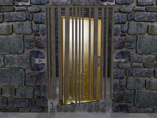 lingotto in cella