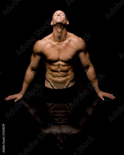 Leinwandbild Motiv reflection