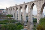 ancient aqueduct poster