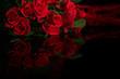 roleta: red rose