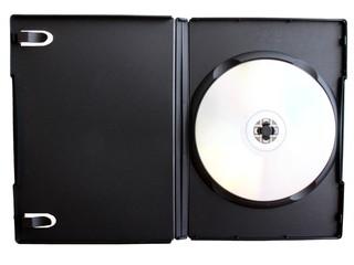 dvd in cover