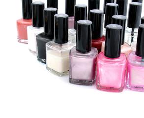 nail polish variety