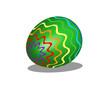 easter egg green