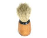 beauty accessories - shaving brush poster