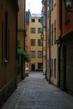stockholm alley poster