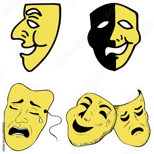 masques du carnaval