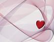 valentine's day card wallpaper graphic