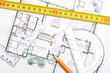 topview of floor plan