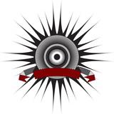 spike logo poster