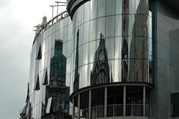 architettura riflessa a vienna