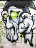 graffiti creature poster