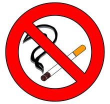 Zakaz palenia proszę 5