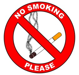 no smoking please 4