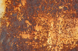 rusted metal background 2 poster