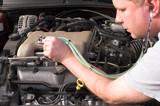 automobile mechanic poster