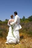 couple de mariés poster