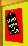 sign.sale poster