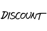 discount writing