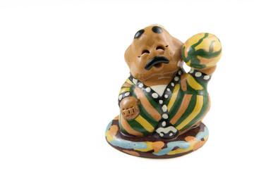 uzbek figurine