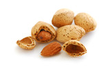 Fototapety almonds