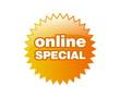 aqua button online special yellow