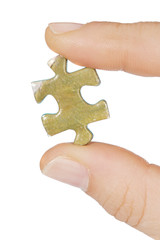 piece of a puzzle