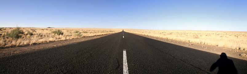 route d'afrique du sud