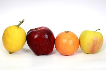fruit color